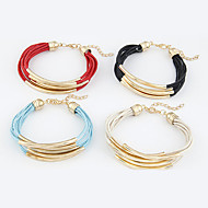 Exquisite Bracelet With Multilayer Pipes