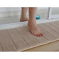 baratos Casa & Animais-1pç Modern Microfibra de Poliéster Sólido Banheiro