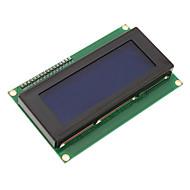 (Arduino를위한)에 대한 IIC / I2C 시리얼 LCD 모듈 2004 디스플레이 (아두 이노) 보드 용 (공식 작품)