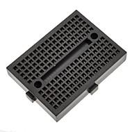 お買い得  Arduino 用アクセサリー-(Arduinoのための)プロトシールド(公式(Arduinoのための)ボードで動作)のための170ポイントのミニブレッドボード