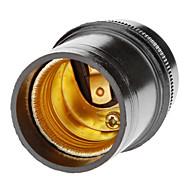 abordables 70% de DESCUENTO y Más-1pc E27 Accesorio de iluminación Enchufe de la luz