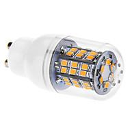 voordelige LED-maïslampen-3W 235-265 lm GU10 LED-maïslampen T 46 leds SMD 2835 Warm wit AC 220-240V