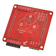 preiswerte -60mm Vollfarb-RGB-LED-Punktmatrix-Display-Treiber-Platine Modul für kompatible w / (für Arduino)