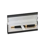 abordables Sale-Negro personalizado y Metal Oro Negro Gel Ink Pen