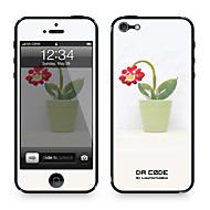 "Da Code ™ кожи для iPhone 4/4S: ""Potten Цветок"" (Creative серии)"