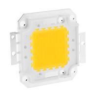 halpa -jiawen suuri teho integroitu 80w dc 30-36v alumiini led-valaisimet siru valonheitin valokeilan lämmin valkoinen 3000-3500k