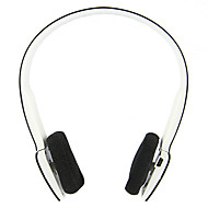 billige -På øret Trådløs Hovedtelefoner Plast Mobiltelefon øretelefon Med volumenkontrol / Med Mikrofon / Støj-isolering Headset