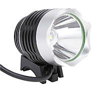 Luz Frontal para Bicicleta LED Cree T6 Ciclismo Prova-de-Água Recarregável 18650.0 1200 Lumens BateriaCampismo / Escursão /