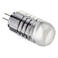 3W G4 Spot LED 1 diodes électroluminescentes COB Blanc Chaud Blanc Froid 250-300lm 3000K AC 12V