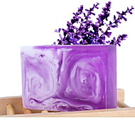 Weizi Handgemaakte Lavendel Milk etherische olie Soap Whitening Anti-Acne 100g