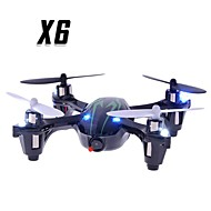 Dron X6 4 Kalały Oś 6 Z kamerą Zdalnie Sterowany Quadrocopter Aparatura Sterująca