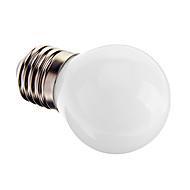 お買い得  LED ボール型電球-E27 2W 9x2835SMD 120-140LM 2700 - 3200KウォームホワイトライトLEDグローバル電球(220V)