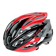 저렴한 -FJQXZ 여성용 남성용 남여 공용 자전거 헬멧 26 통풍구 싸이클링 도로 사이클링 사이클링 중간: 55-59cm; 라지: 59-63cm;