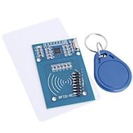 お買い得  Arduino 用アクセサリー-rfid-rc522 rfidモジュールrc522キットs50 13.56 mhzタグ付き6cm書き込み& ラズベリーパイのために読む