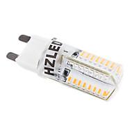 お買い得  LED コーン型電球-2W 250-350 lm G9 LEDコーン型電球 T 58 LEDの SMD 3014 温白色 AC 220-240V