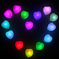 Coway Love Romantic Colorful Heart-Shaped LED Night Light High Quality