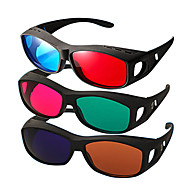 reedoon piros kék egymás mellett myopia 3D szemüveg számítógépes tv mobil