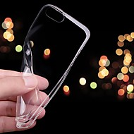Недорогие Кейсы для iPhone 8 Plus-Кейс для Назначение iPhone 6s Plus iPhone 6 Plus Apple iPhone X iPhone X iPhone 8 iPhone 6 Plus Кейс на заднюю панель Мягкий ТПУ для