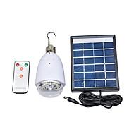 2W 22-LED di controllo remoto sistema solare di illuminazione del telefono mobile della carica di uscita USB