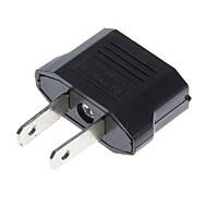 abordables €0.99-nos Socket al au enchufe de CA adaptador de corriente + socket au nos conecte el enchufe adaptador de alimentación de CA (2 piezas)
