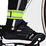 abordables Deportes y Estilo de Vida-Luces para bicicleta reflectores de seguridad Ajustable Seguridad para Ciclismo Carrera