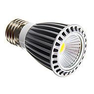 お買い得  LED スポットライト-調光可能E27 7W 50-500LM 3000KウォームホワイトライトLEDスポット電球(220-240V)