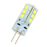 abordables US Almacén-180 lm G4 Luces LED de Doble Pin 24 Cuentas LED SMD 2835 Blanco Fresco 12 V / # / CE / Cañas
