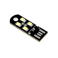 ledede panellamper 4 smd 2835 45 lm kold hvid 6000k dc 12v