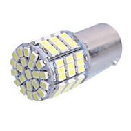 halpa Muut LED valot-SO.K 1 Kappale BA15S(1156) Lamput 3W Teho-LED 500lm 85 LED Takavalot For Universaali