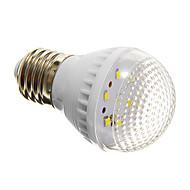 お買い得  LED ボール型電球-1個 2 W 100-150 lm E26 / E27 LEDボール型電球 G45 7 LEDビーズ SMD 2835 装飾用 クールホワイト 220-240 V / RoHs