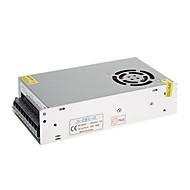 20a dc 24v 240w a AC110-220V alimentación férrico con ventilador de luces led