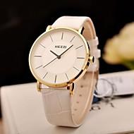 halpa -naisten muoti lyhyt temperamentti kellot (valikoituja värejä)