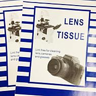 tejidos de limpieza de lentes de papel para LENSPEN ventilador del agua