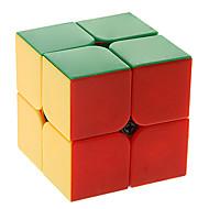 お買い得  -ルービックキューブ QIYI 2*2*2 スムーズなスピードキューブ マジックキューブ パズルキューブ プロフェッショナルレベル スピード ギフト クラシック・タイムレス 女の子