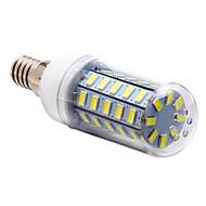 abordables Bombillas LED de Mazorca-3.5W 250-300lm E14 Bombillas LED de Mazorca T 48 Cuentas LED SMD 5730 Blanco Natural 220-240V