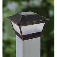 billiga Lampposter-2 lysdioder Kallvit Uppladdningsbar Dekorativ AC 85-265V
