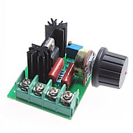 voordelige Arduino-accessoires-2000w scr voltage regulator module / dimmen / motor snelheidsregelaar / thermostaat