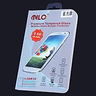 Мило синий луч против близорукости закаленное стекло экрана 0,33 мм 2.5d защитником Samsung s4 i9500