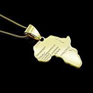 Ogrlice Ogrlice s privjeskom Jewelry Vjenčanje / Party / Dnevno / Kauzalni Moda Pozlaćeni Zlatna 1pc Poklon