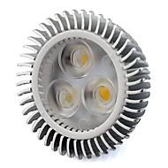 お買い得  LED スポットライト-1個 6 W 500 lm MR16 LEDスポットライト LEDビーズ COB 温白色 / クールホワイト 12 V / # / RoHs