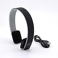 bq618 bluetooth / audio dans le casque avec micro pour téléphone intelligent / pc