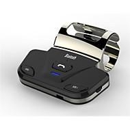 Lenkrad im Auto Freisprecheinrichtung Bluetooth Car Kit Bluetooth Lautsprecher-Unterstützung 2 Telefone Verbindung