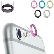 abordables 70% de DESCUENTO y Más-protector de la lente del teléfono del metal para el iphone 6 más (colores surtidos)