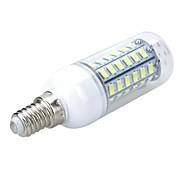 お買い得  LED コーン型電球-5W 500-600 lm E14 LEDコーン型電球 T 56 LEDの SMD 5730 温白色 クールホワイト AC 220-240V
