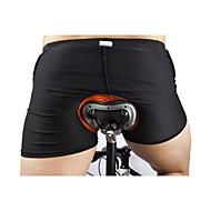 billige Sportstøj-WOSAWE Cykel-indershorts Herre Dame Cykel Shorts Undertøj Shorts Forede shorts Underdele Cykeltøj Hurtigtørrende letvægtsmateriale Stribe