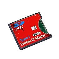 sd SDHC SDXC nopeiden äärimmäinen compact flash CF Type I adapteri 16/32/64/128 gb