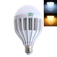 お買い得  LED ボール型電球-3000-3500/6000-6500 lm E26/E27 LEDボール型電球 G60 36 LEDの SMD 5730 装飾用 温白色 クールホワイト AC 220-240V