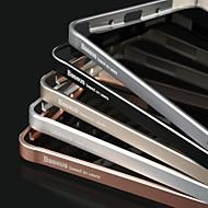 baseus® ultradunne aerospace aluminium kader van de bumper harde koffer voor Samsung Galaxy Note 4