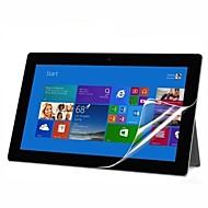 お買い得  タブレット用アクセサリー-スクリーンプロテクター のために Microsoft PET 1枚 超薄型