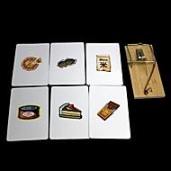 preiswerte Spielzeuge & Spiele-Magische Zauberstücke Kartenspiele Spaß Hölzern Kinder Jungen Mädchen Spielzeuge Geschenk